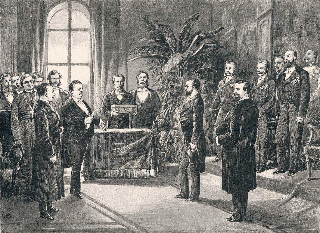 Sloučení Vyšehradu s Prahou, 1883, Vyšehradská radnice