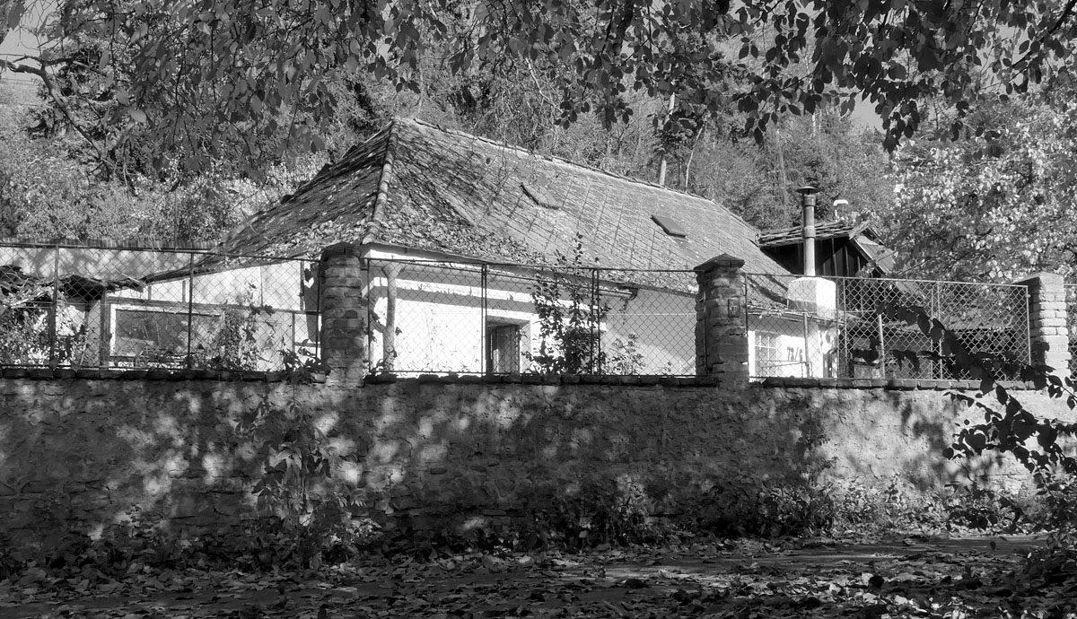 Dům v Rybářské ulici v Podolí