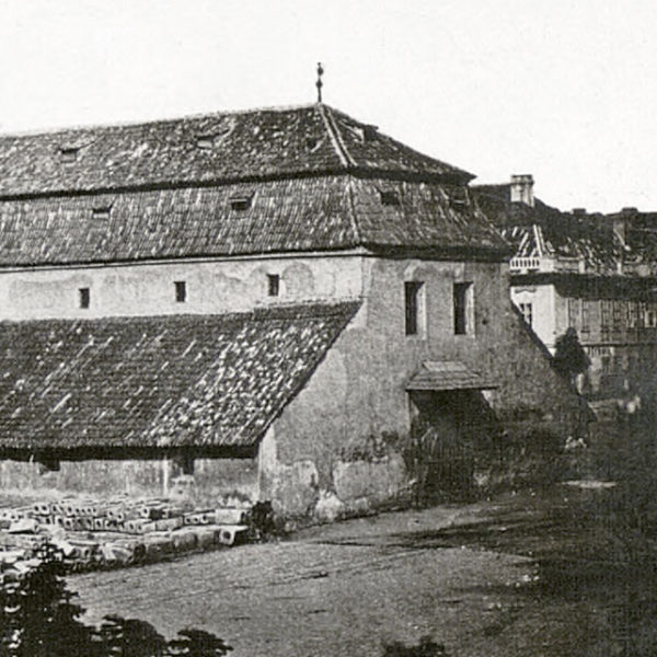 Slanečková bouda na Karláku
