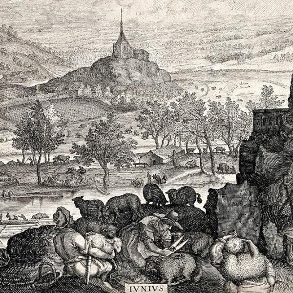 Podařilo se mi objevit dosud neznámou grafiku Vyšehradu ze začátku 17. století?