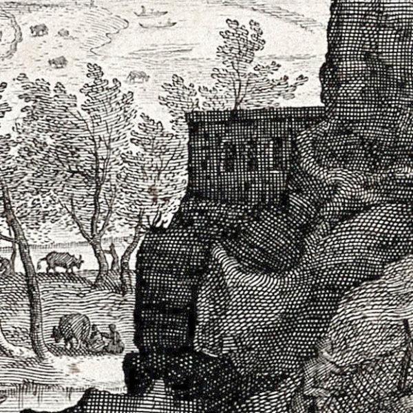 Objev neznámé grafiky Vyšehradu, díl druhý