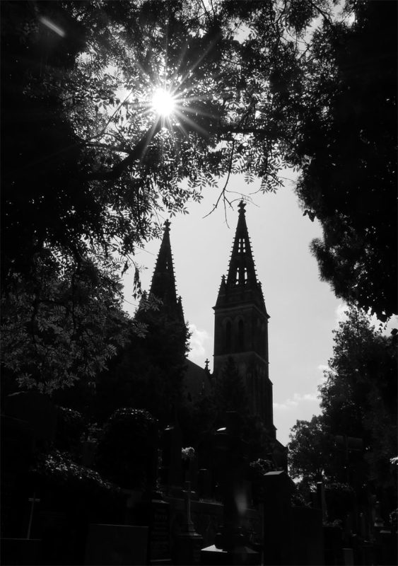 Vyšehradská kapitulní bazilika sv. Petra a Pavla