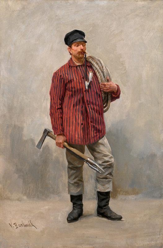 Vojtěch Bartoněk – Podskalák (1903)