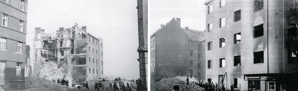 Mikuláše z Husi, 1945