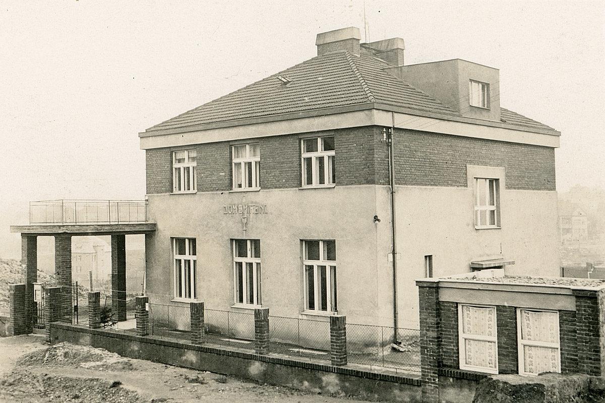 Dům Smíření na Pankráci