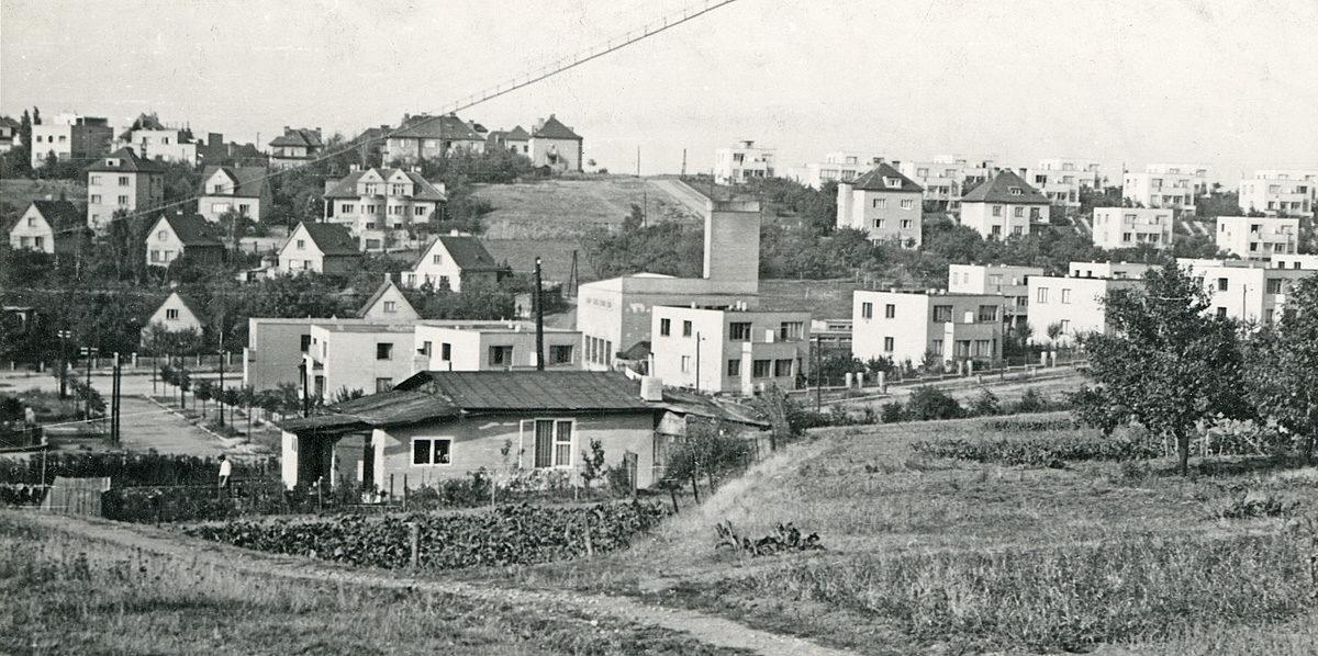 Podolí – Jeremenkova ulice a okolí