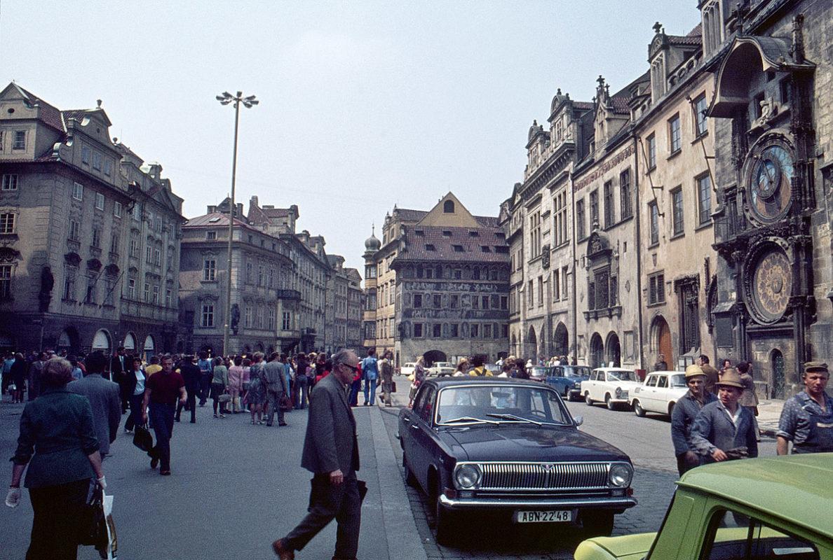 Staroměstské náměstí, 1975