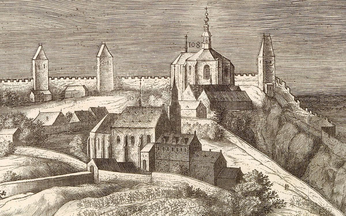 Kostel sv. Apolináře na Sadelerově prospektu