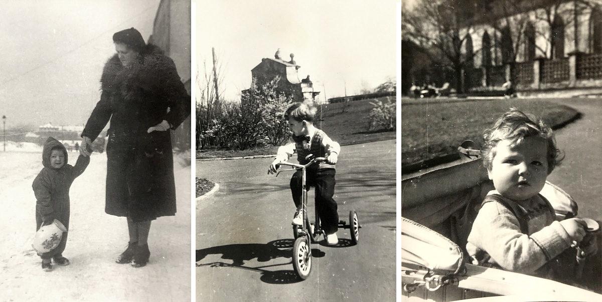 Vyšehrad 1952, 1953