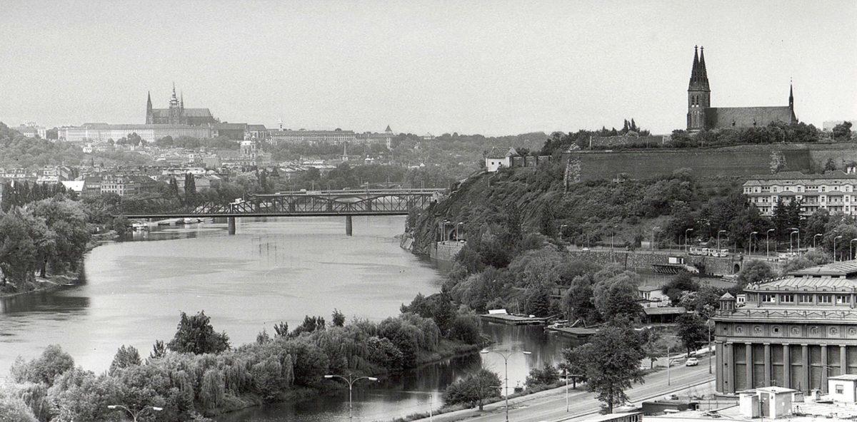 Vyšehrad, 1974