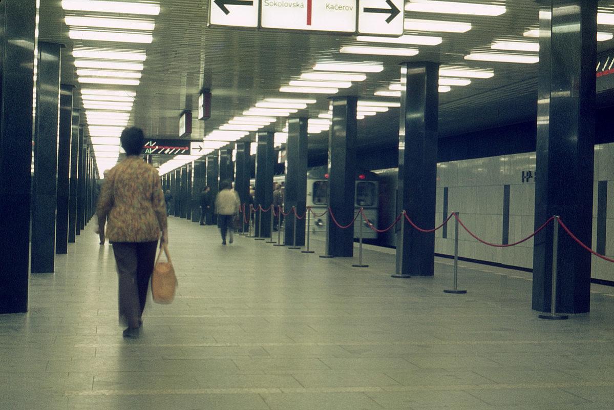 I. P. Pavlova, 1975