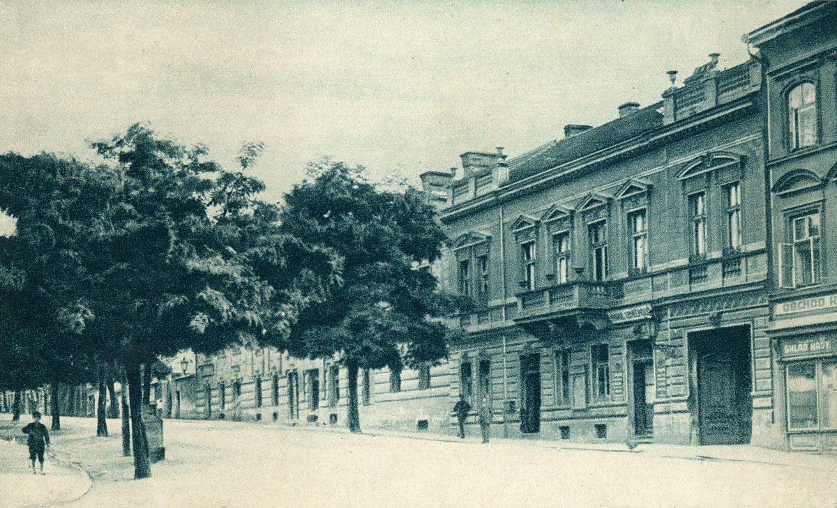 Ulice Na Pankráci
