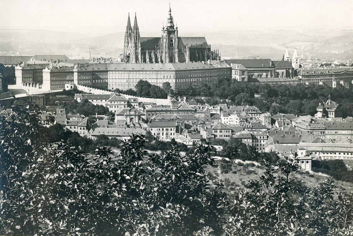 Panorama Prahy 1