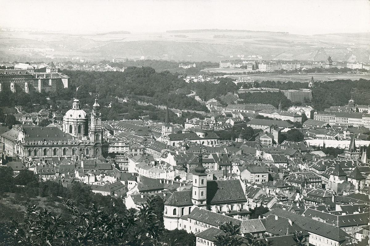 Panorama Prahy 2