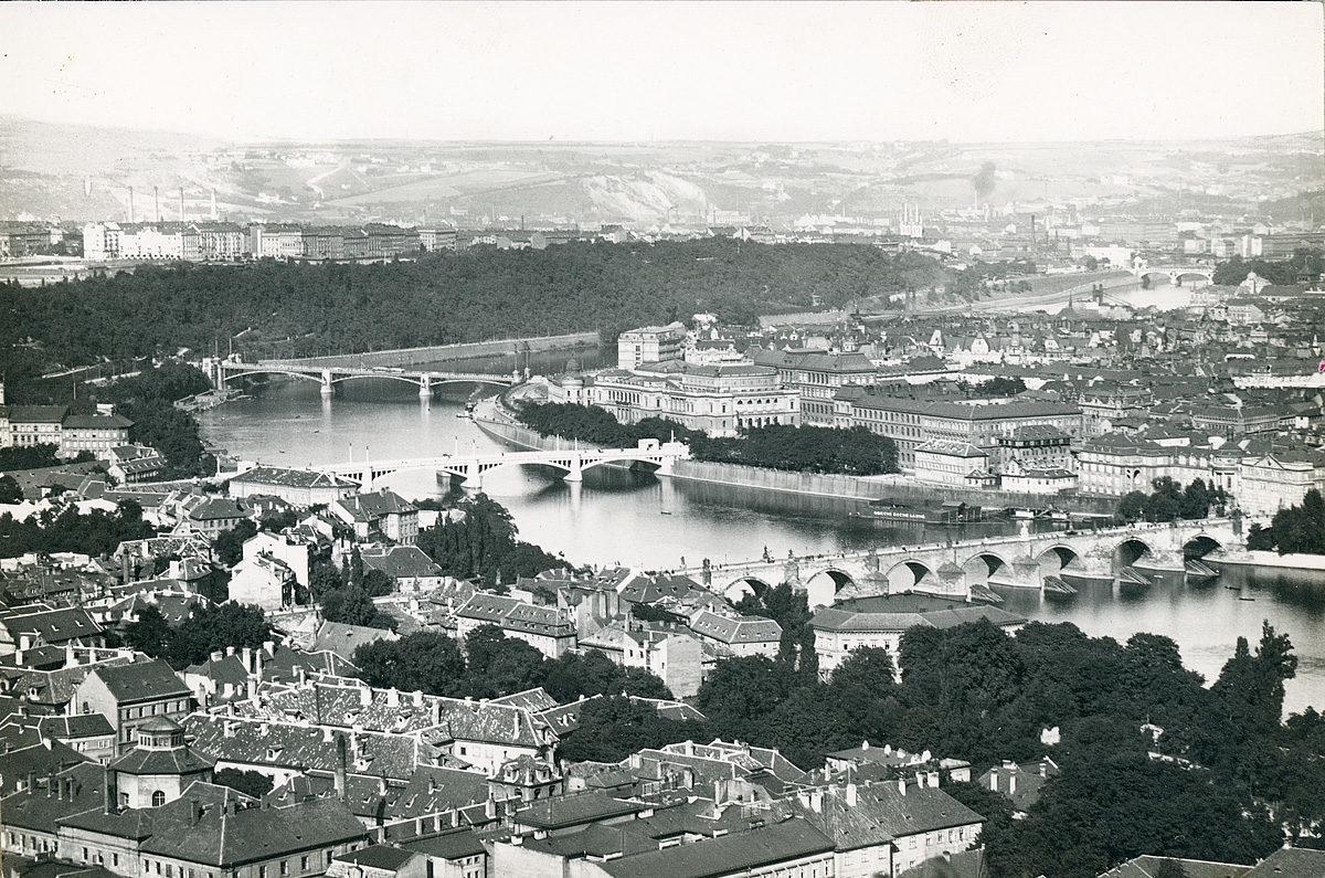 Panorama Prahy 3