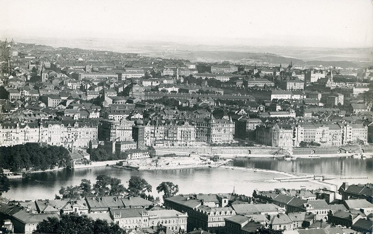 Panorama Prahy 6