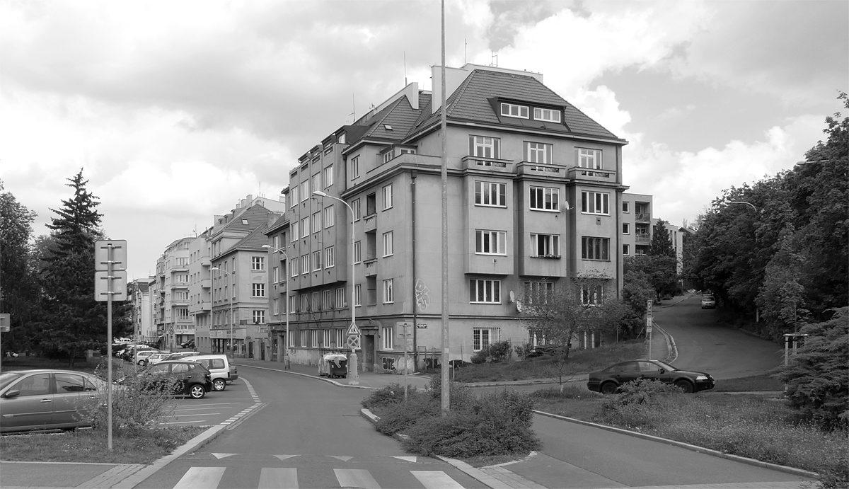 Podolská ulice