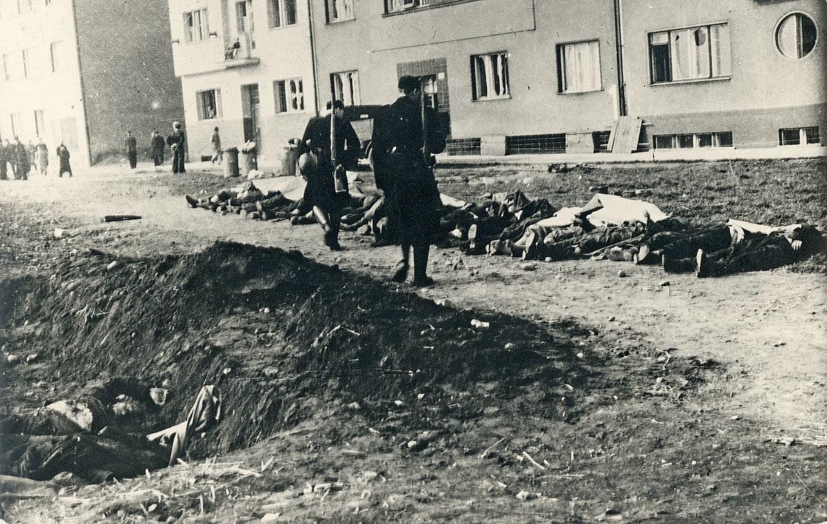 Pražské povstání, Doudlebská