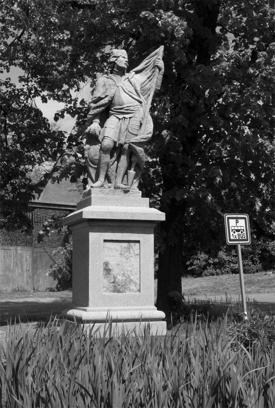 Větrušice, sv. Václav
