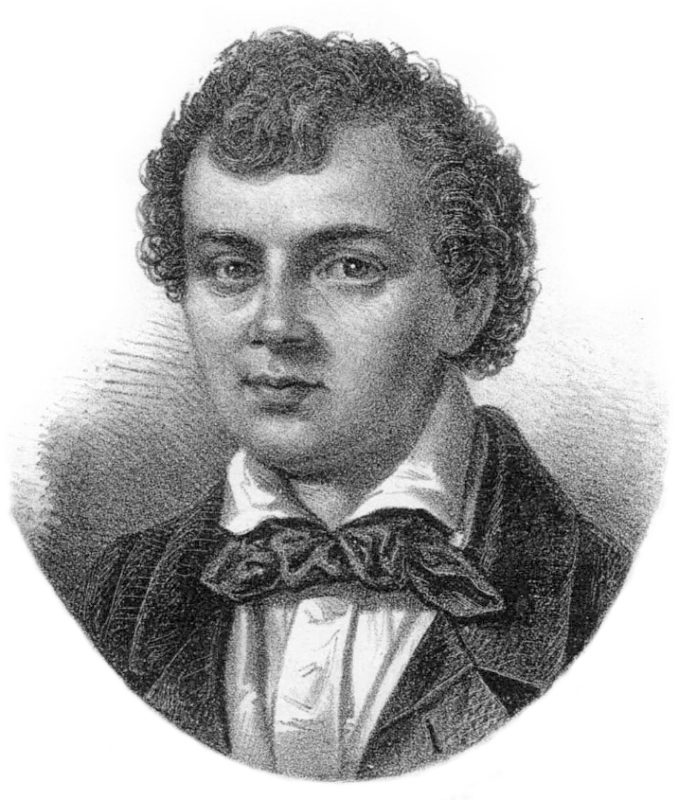 Houslista Josef Slavík