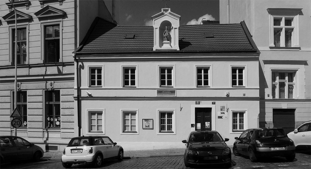 Chudobinec ve Vratislavově ulici