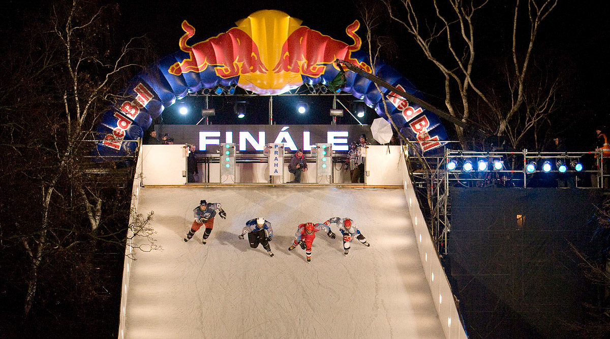Red Bull Crashed Ice – Vyšehrad, 2009