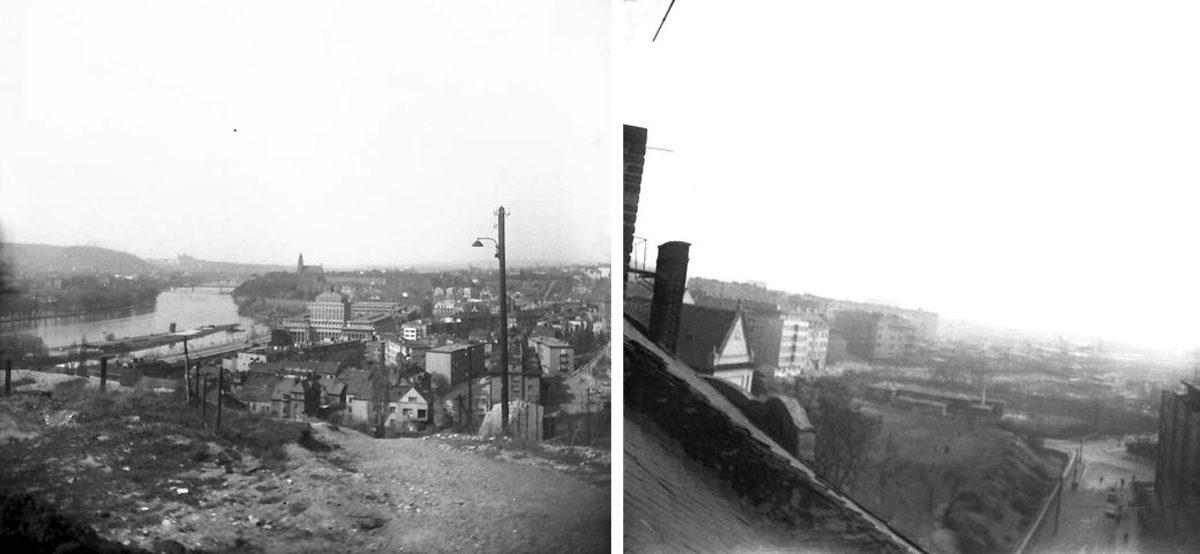 Kavčí hory, Marie Cibulkové, Pankrác