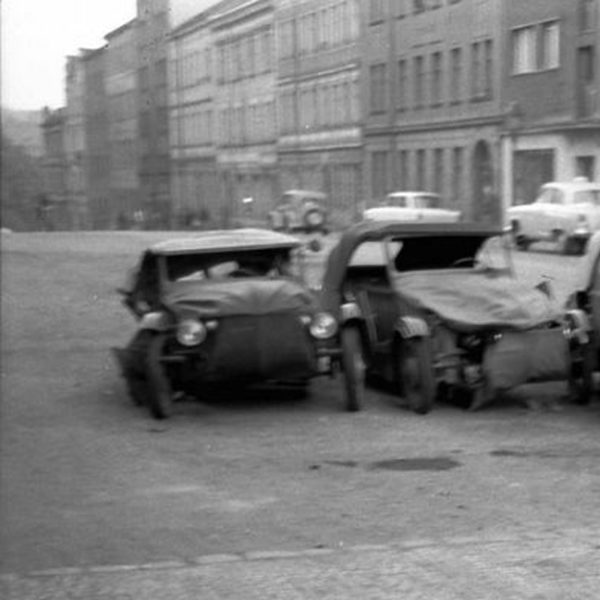 Vzpomínky pamětníka – O pankráckém Vilému Tellovi a fotokomoře pod dekou