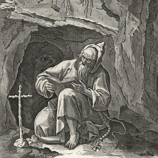 Kolik měl Vyšehrad poustevníků?