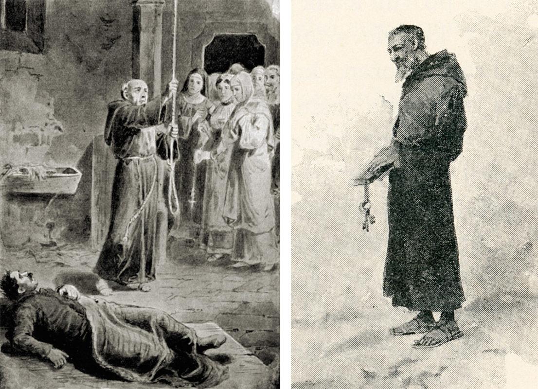 Vyšehradský poustevník –Popelka Biliánová, Eduard Herold