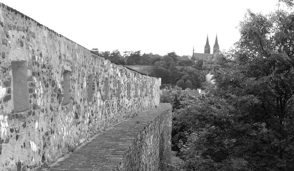 Novoměstská hradba